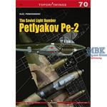 Kagero Top Dra.70 Soviet li. Bomber Petlyakov Pe-2