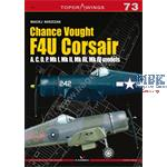 Kagero Top Drawings 73 Chance Vought F4U Corsair