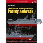 Kagero Top Drawings 74 Petropavlovsk  Russian ASW