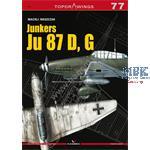 Kagero Top Drawings 77 Junkers Ju87 D + G