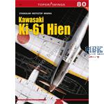 Kagero Top Drawings 80 Kawasaki Ki-61 Hien