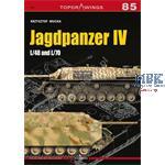 Kagero Top Drawings 85 Jagdpanzer IV L/48 + L/70