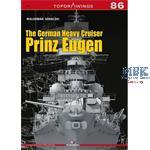 Kagero Top Drawings 86 Heavy Cruiser Prinz Eugen