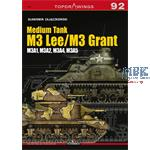 Kagero Top Drawings 92 : M3 Lee / M3 Grant