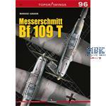 Kagero Top Drawings 96 Messerschmitt Bf 109T