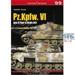 Kagero Top Drawings 99 Pr Kpfw VI Tiger II