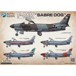 NATO F-86K Sabre Dog - Bundeswehr