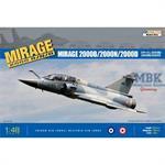 Mirage 2000 B/D/N
