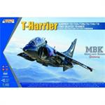 Harrier T2/T2A/T2N/T4/T4N/T8 Two Seater Trainer