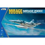 Mirage 2000 C Multi-role combat aircraft