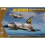 IAI NESHER (2-IN-1, Single/ Double seat combo)