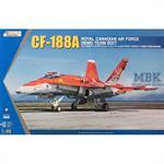 CF-188A Royal Canadian Air Force Demo Team 2017