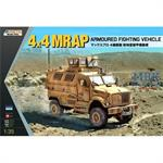 4x4 MRAP Armored Fighting Vehicle