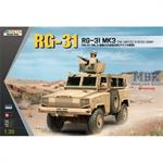 "RG-31 Mk. 3 ""Nyala"" US Army/Marines/UNIFIL"
