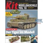 Kit Modellbauschule Teil 10 TIGER