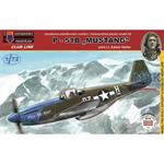 "North-American P-51B Mustang ""Pilot Heller"""