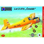 """Let Z-37A """"Cmelák"""""""