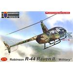 Robinson R-44 Raven II. Military