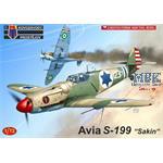 """Avia S-199 """"Sakin"""""""