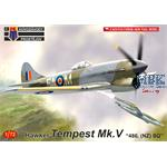 "Tempest Mk. V ""486. (NZ) SQ"""