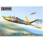 "Fouga CM-170 Magister ""Over Israel"""