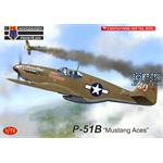 """P-51B """"Mustang Aces"""""""