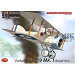 """Vickers FB-19 Mk.I """"Bullet"""" RFC"""