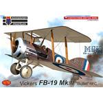 "Vickers FB-19 Mk.II ""Bullet"" RFC"