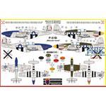"North-American P-51B Mustang ""Malcolm hood"""