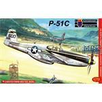 North-American  P-51C Mustang