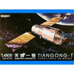 Chinese Space Lab Module Tiangong-1