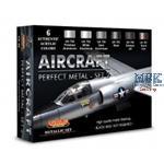 Aircraft Perfect Metal Set 2   CS48