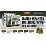 Italian Infantry WWI  CS50