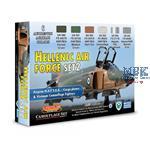 Hellenic Air Force Set 2 XS16