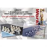 Leopard 2 8th batch 4/4 Smoke Launchers