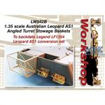 Austral. Leopard AS1 Angled Turret Stowage Basket