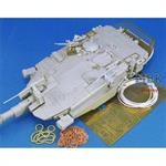 IDF Merkava Mk.III Block III Turret Set
