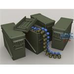 M548  40mm Amo 48 Cart Can Set