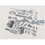 M2/M2A1 QCB HMG on Bearing Sleeve Mt. set  2x