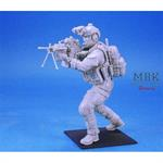 US Navy Seal #2 Mk.48 MG Gunner  1/16
