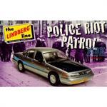 Riot Patrol - Police Crown Victoria (Polizei)