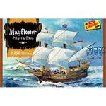 Mayflower Pilgrim Ship / Pilgerschiff (1:250)