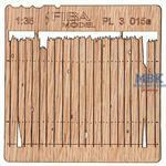 Holzzaun / Wooden fence Type 15   1/35