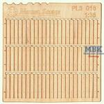 Holzzaun / Wooden fence Type 18   1/35