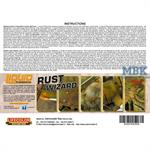 Weathering Set - Rust Wizzard (6x22ml)