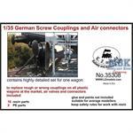 German couplings set