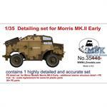 Detailing set for Morris Mk II early