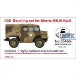 Detailing set for Morris Mk III No. 5