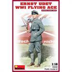 Ernst Udet, WW1 Flying Ace
