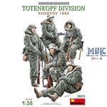 TOTENKOPF DIVISION ( KHARKOV 1943 )